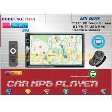 Автомагнитола MP5 7026 GPS