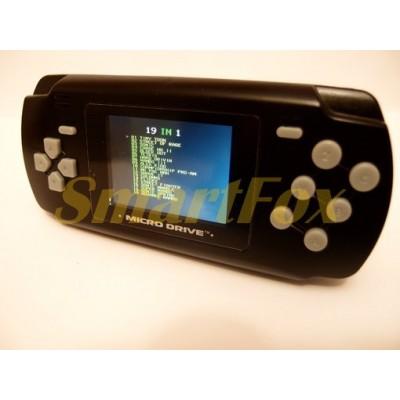 Портативная приставка 16-bit HAMY HG-806 + 19 встроенных игр (картриджи SEGA)