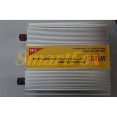 Преобразователь (инвертор) DC-2000W