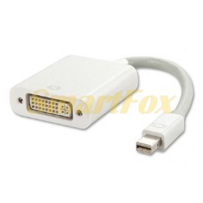 Конвертер Mini Display Port/DVI