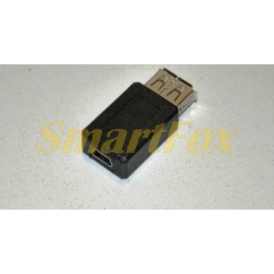 Адаптер USB AF/mini F (70778)
