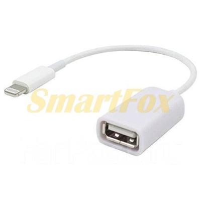 Кабель OTG USB/IPHONE 5
