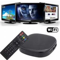 Приставка Smart Tv Box Android AT-758