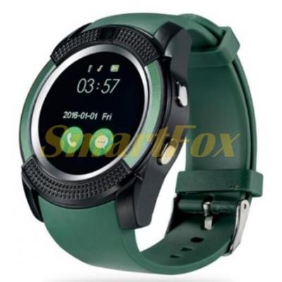 Часы Smart Watch V8+ (черные)