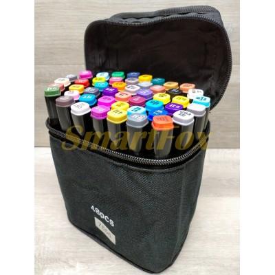 Маркер для скетчинга профессиональный SKETCH MARKER набор 48 цветов (цена за 1 шт, продажа только уп