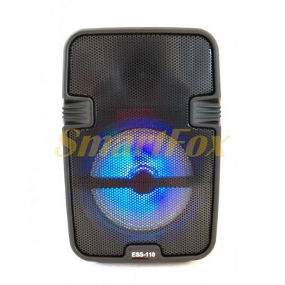 Портативная колонка Bluetooth в виде мини-чемодана ESS-110 (20,5х14,5х11 см)