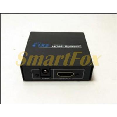 Коммутатор HDMI HM2 1х2 102F