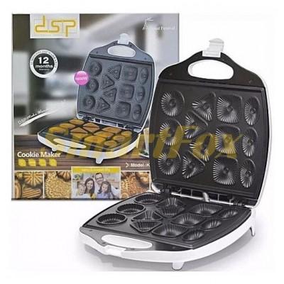 Аппарат для приготовления печенья DSP KC1105 1400Вт
