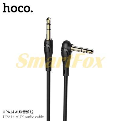 Кабель аудио 3,5 мм M/M L HOCO UPA14-AUX