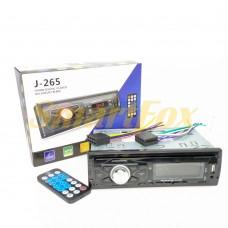 Автомагнитола Bluetooth MP3 265