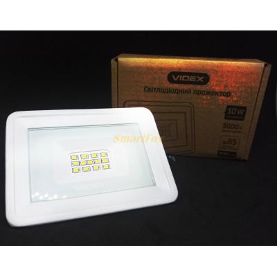 Прожектор LED Videx 10W 5000K 220V (VL-Fe105W)