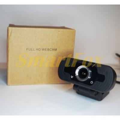 WEB-камера с микрофоном W88C Full HD 1080 WebCam