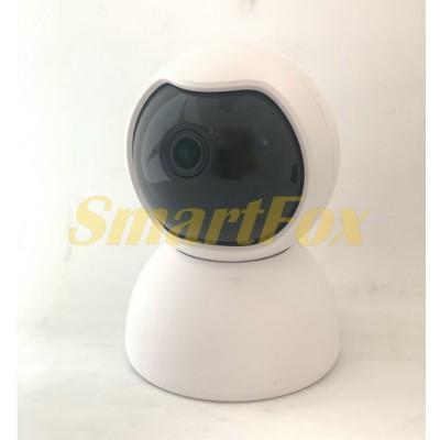 Камера видеонаблюдения комнатная Wi-Fi B803 с ночным режимом и громкой связью + SD card
