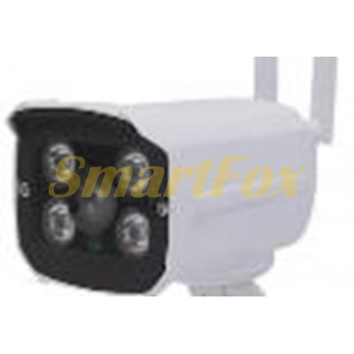 Камера видеонаблюдения уличная Wi-Fi HD-63 с ночным режимом + SD card