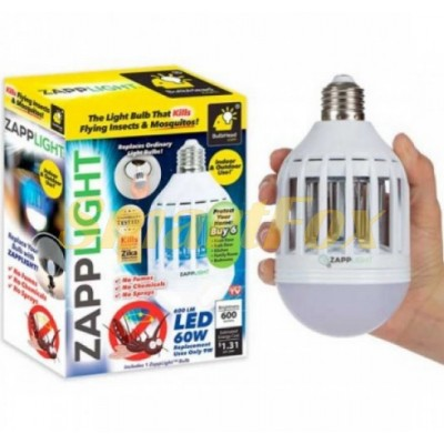 Антимоскитная лампа светодиодная 15 ватт ZAPP LIGHT 92299