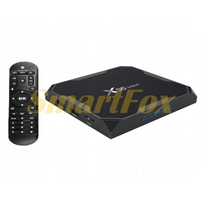 Приставка Smart TV Box X96 MAX (S905X2 2+16 Android 9.0)