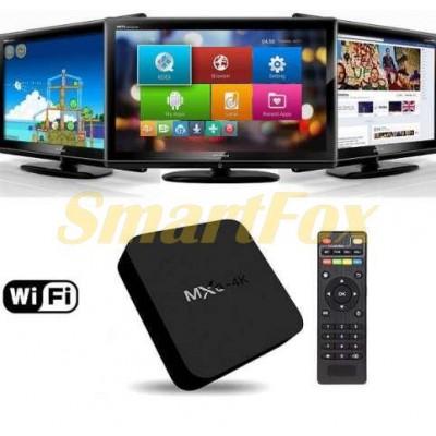Приставка Smart TV Box MXQ Pro 4K(1-8Гб)