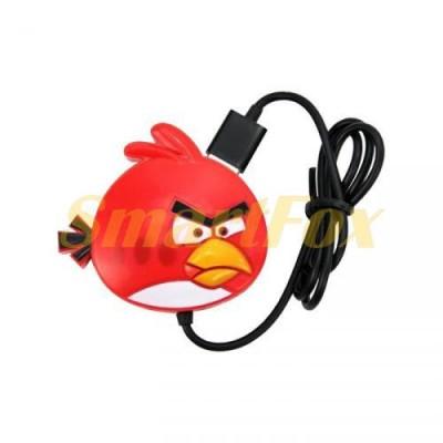 Хаб USB на 4 порта UH-11 ANGRY BIRDS