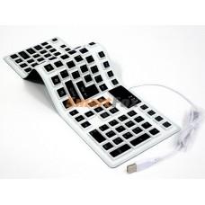 Клавиатура силиконовая 106A
