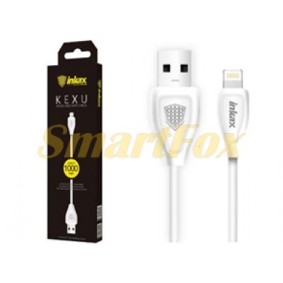 Кабель USB/IPHONE 5 Inkax CK-20-IP-i5