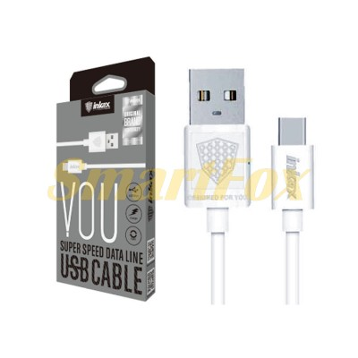 Кабель USB/TYPE-C Inkax CK-13-TYPEC