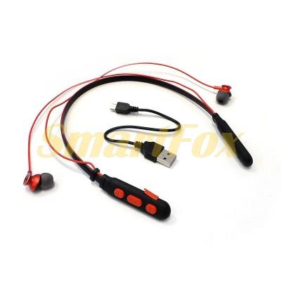 Наушники беспроводные Bluetooth магнит M8