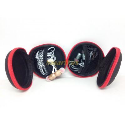Наушники вакуумные с микрофоном JBL E10-JBL в чехле
