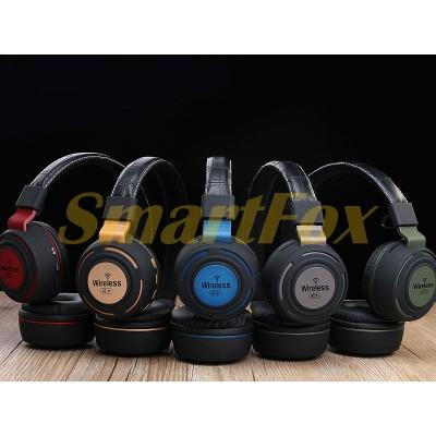 Наушники беспроводные Bluetooth AZ-11-BT (FM+SD)