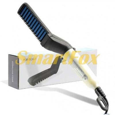 Расческа для выпрямления и укладки волос 2058
