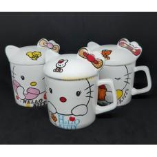 Керамическая кружка H-232 Hello Kitty