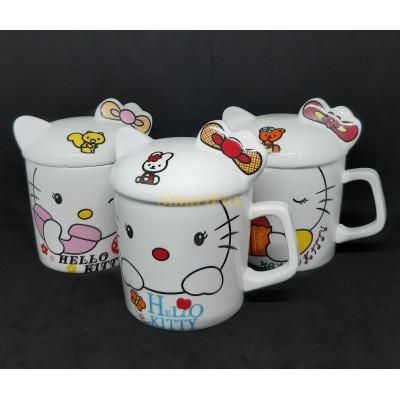 Керамическая кружка H-232 Hello Kitty (без возврата, без обмена)