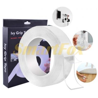 Клейкая лента двухсторонняя Lvy Grip Tape NG-429B-5M (5 м)