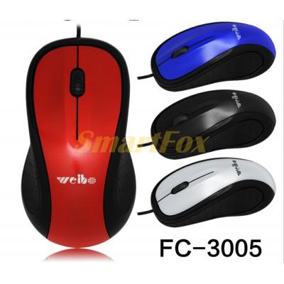 Мышь проводная FC-3005