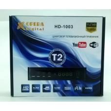 Приставка тв Т2 Opera HD-1003 / YouTube / WiFi / USB