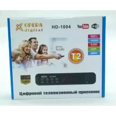 Приставка тв Т2 Opera HD-1004 / YouTube / WiFi / USB