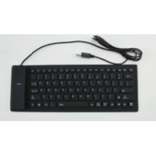 Клавиатура силиконовая USB 86K