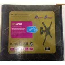 Крепеж настенный для телевизора HS 490
