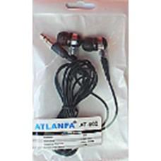 Наушники вакуумные HE-802-AT-802E/25 (в пакетике)