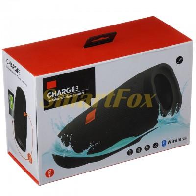 Портативная колонка Bluetooth JBL CHARGE 3+ (Магнитная коробка) Микс