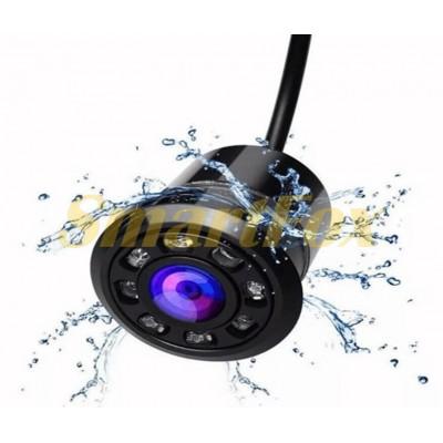 Камера заднего вида 8 LED
