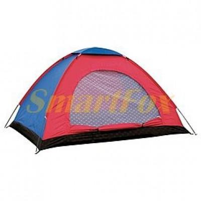 Палатка TNT4P 4х местная маскитная полуавтомат