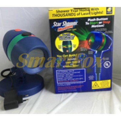 Лазерный проектор ART-0182 (без обмена, без возврата)