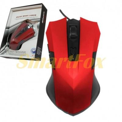 Мышь проводная игровая MT-C38 Красный