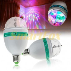 Светодиодная вращающаяся лампа (без обмена, без возврата)