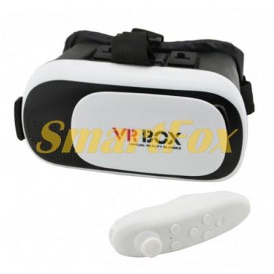 Очки виртуальной реальности VR BOX 456 c джойстиком