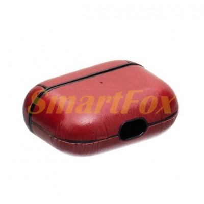 Футляр для наушников Airpod Pro Leather Copy