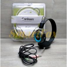 Наушники накладные с микрофоном Canleen CT-635