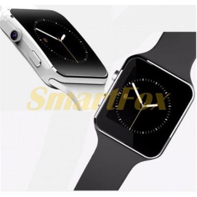 Часы Smart Watch X6 (черные и белые)
