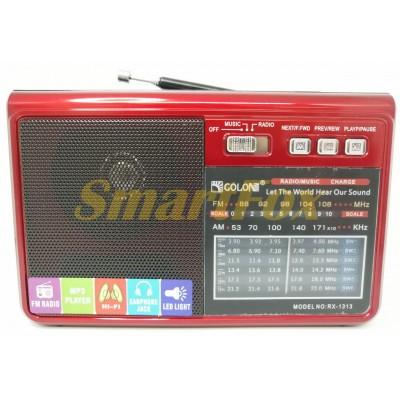 Радиоприемник с USB GOLON RX-1313