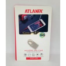 Флеш память USB 2.0 16Gb ATLANFA AT-U7 в виде мини замка